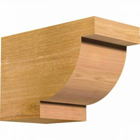 Wood Rough Sawn Rafter Tails