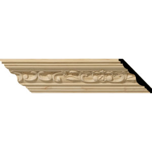 Wood Crown Mouldings
