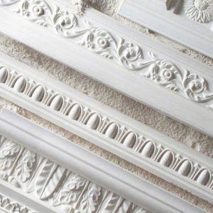 Ornate Crown Mouldings